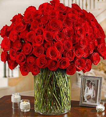 symbolika róż - kwiaty na Walentynki
