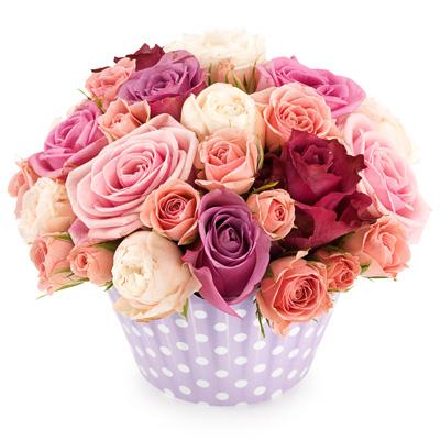 symbolika róż - Walentynki 2015