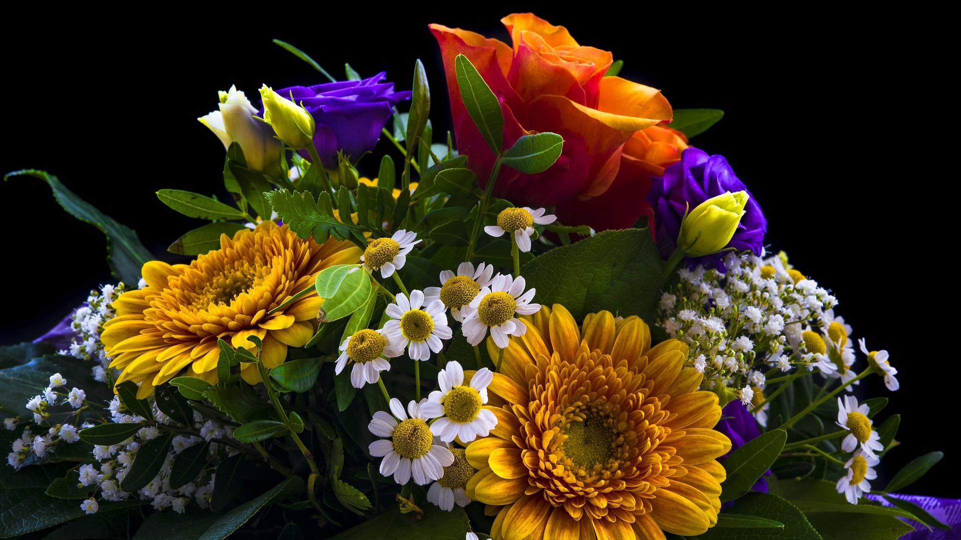 kwiaty z okazji dnia matki